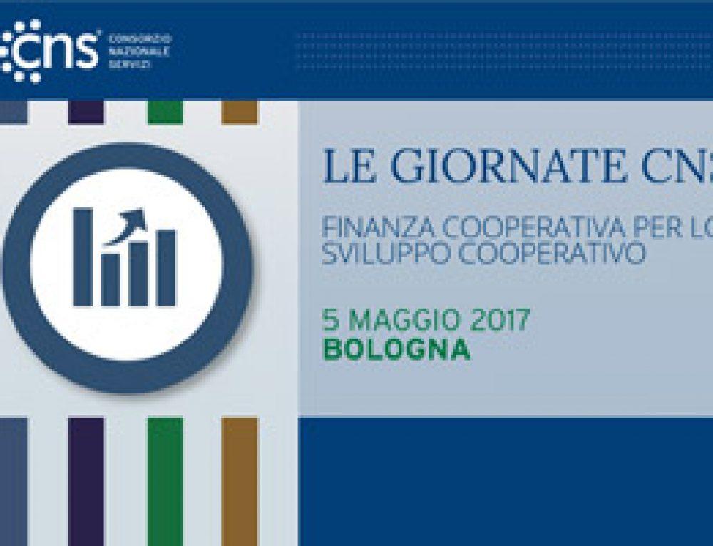 Al via le GIORNATE CNS: finanza cooperativa per lo sviluppo cooperativo