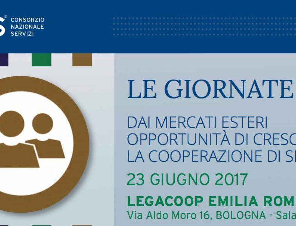 GIORNATE CNS: nel terzo appuntamento si parla di mercati esteri e opportunità di crescita per la cooperazione di servizi