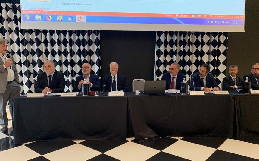 """Convegno """"Il MOG 231 e il SGI dell'impresa"""" organizzato da AIRCES - Associazione Italiana Revisori Legali dell'Economia Sociale, con la collaborazione di CNS e Consorzio Integra"""